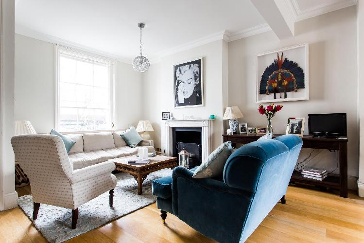 spacious London Queensdale Road IV luxury apartment
