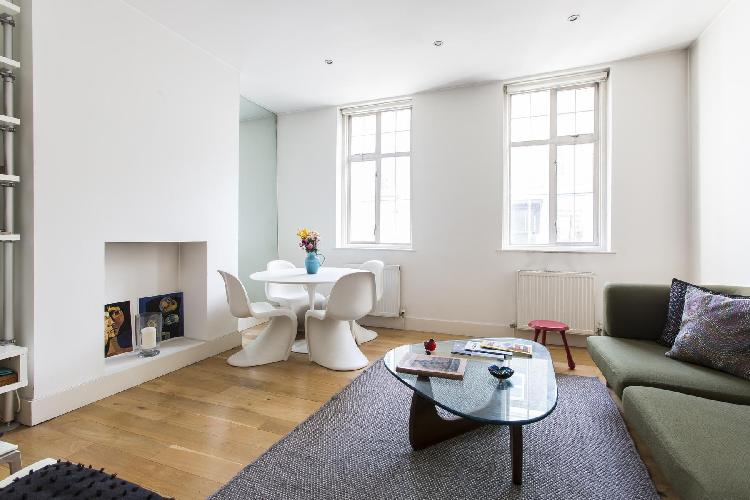 chic London Ledbury Road II luxury apartment and holiday home