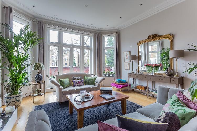 beautiful Hampstead London Eton Avenue III luxury apartment and holiday home
