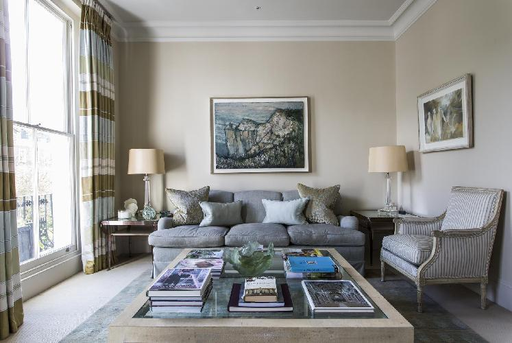 exquisite London Markham Square III luxury apartment and vacation rental