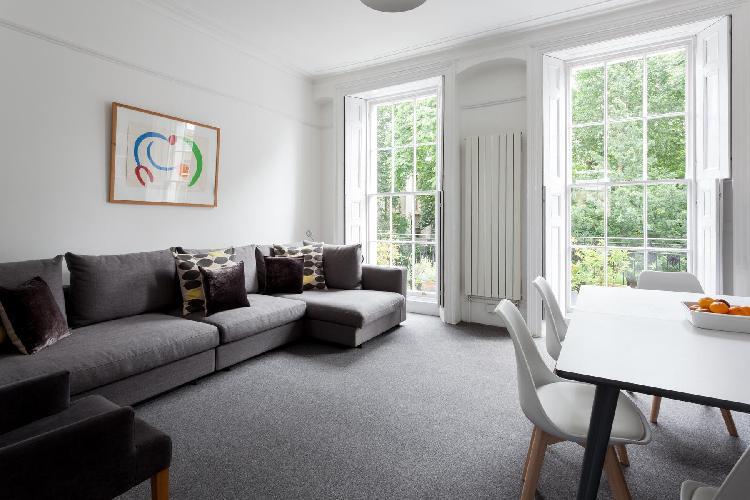 fabulous London Myddelton Square II luxury apartment and holiday home