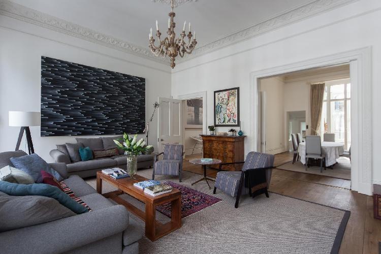 nice London Onslow Gardens XVIII luxury apartment and vacation rental