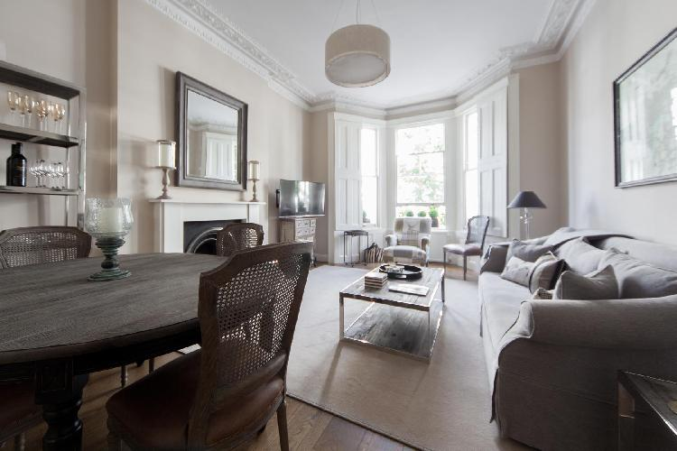 elegant London Cathcart Road IV luxury apartment and holiday home