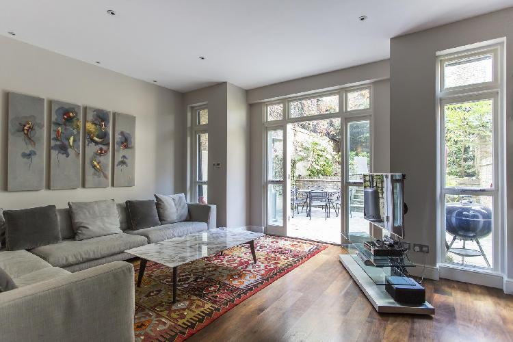 beautiful London Hans Place II luxury apartment and holiday home