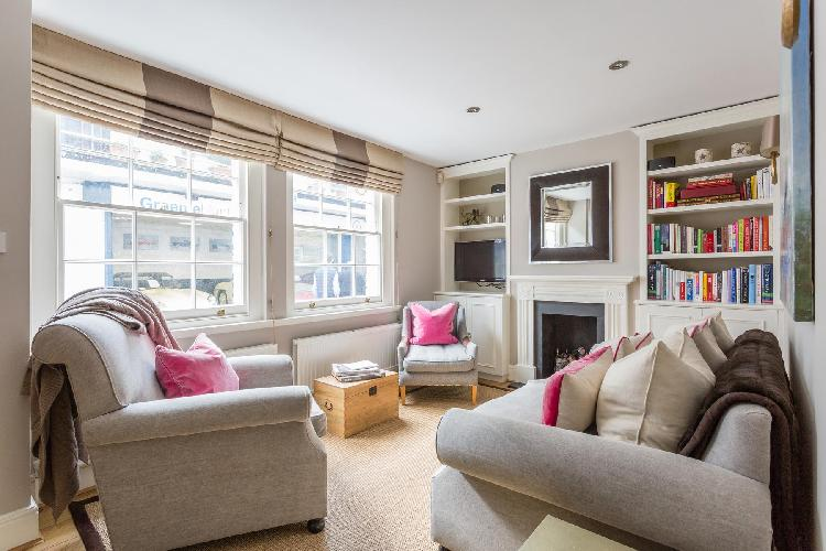 beautiful London Radley Mews luxury apartment and holiday home