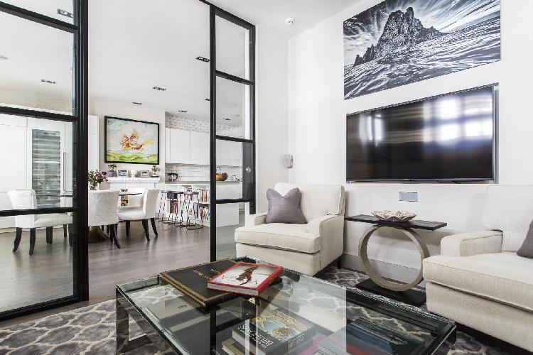 beautiful London Laverton Mews luxury apartment and vacation rental