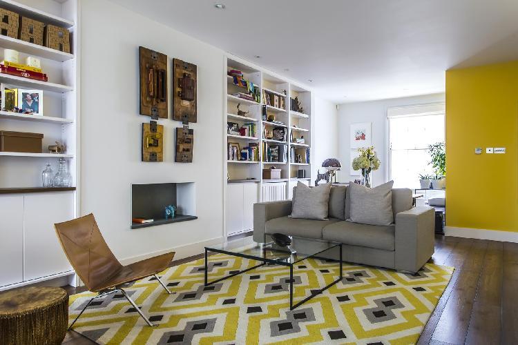 delightful London Callcott Street luxury apartment