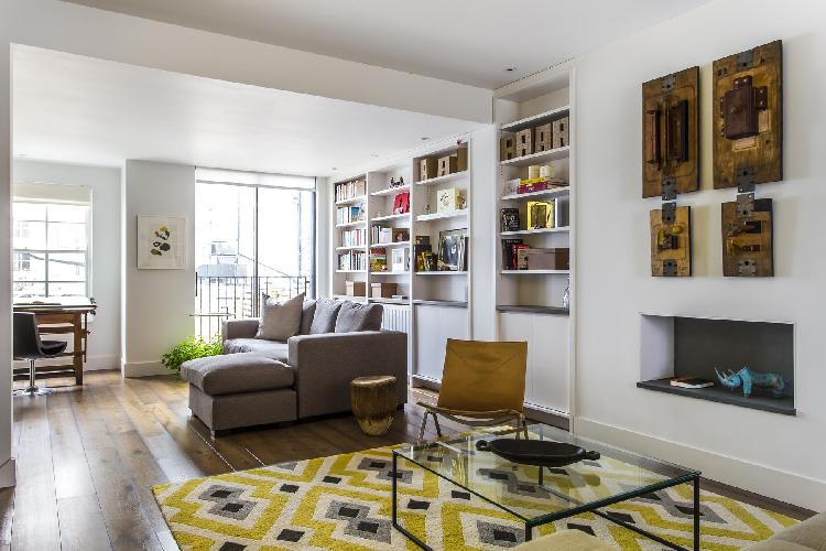 charming London Callcott Street luxury apartment and holiday home