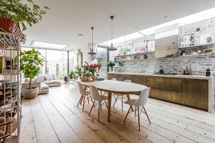 beautiful London Barlby Road III luxury apartment