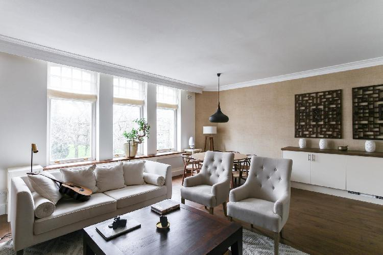 lovely London Elm Park Gardens XIII luxury apartment and vacation rental