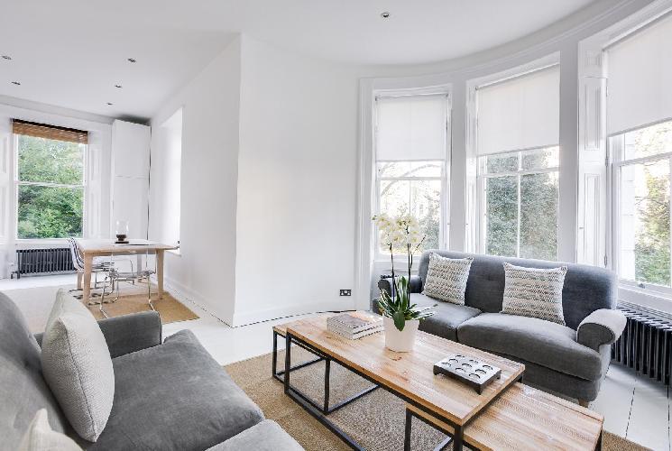 lovely London Lansdowne Road V luxury apartment