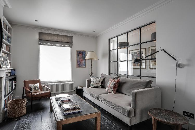 nice London Masbro Road luxury apartment and vacation rental
