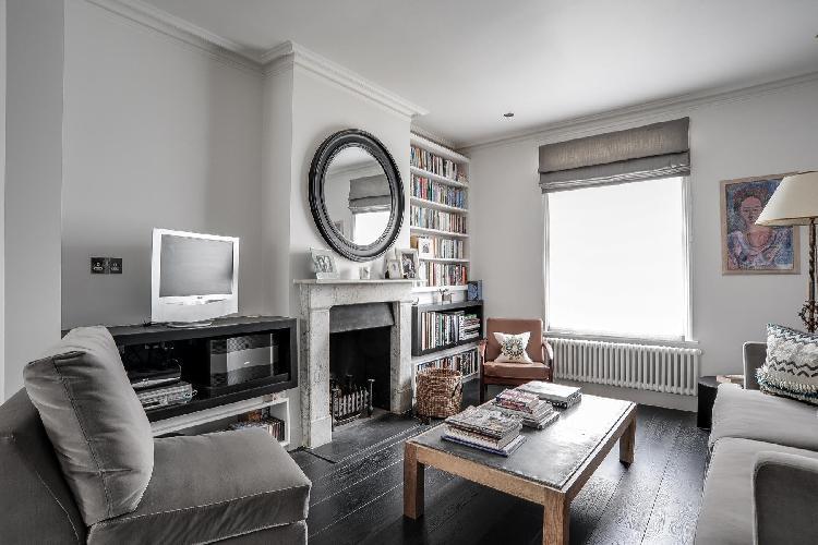 cool London Masbro Road luxury apartment