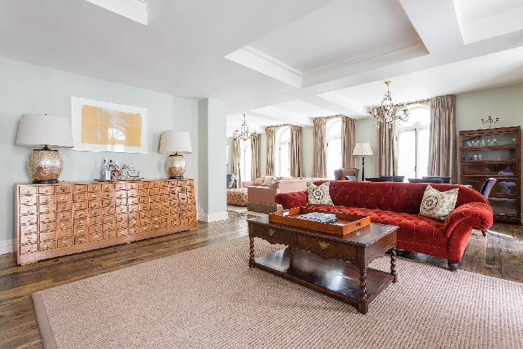 exquisite West End London Curzon Street II luxury apartment in Mayfair