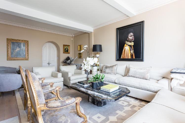 delightful multilevel London Cheyne Walk VI luxury apartment