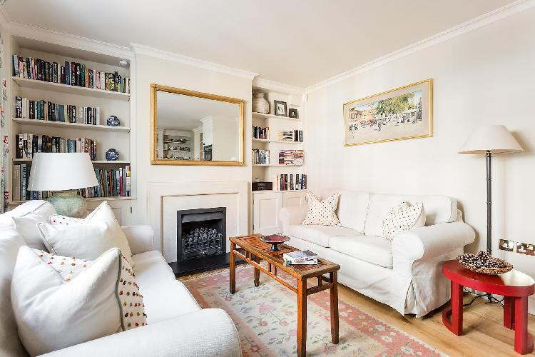 lovely London Kynance Mews luxury apartment and holiday home