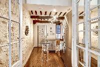 fully furnished Saint Germain des Prés - Grenelle IV luxury apartment