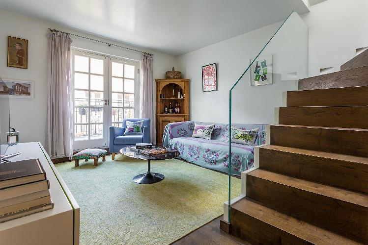 pretty London Rutland Mews South luxury apartment and vacation rental