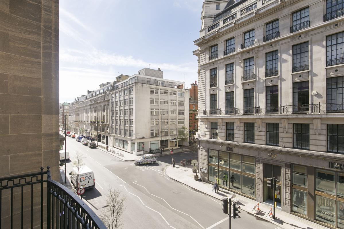London - Great Portland Street V