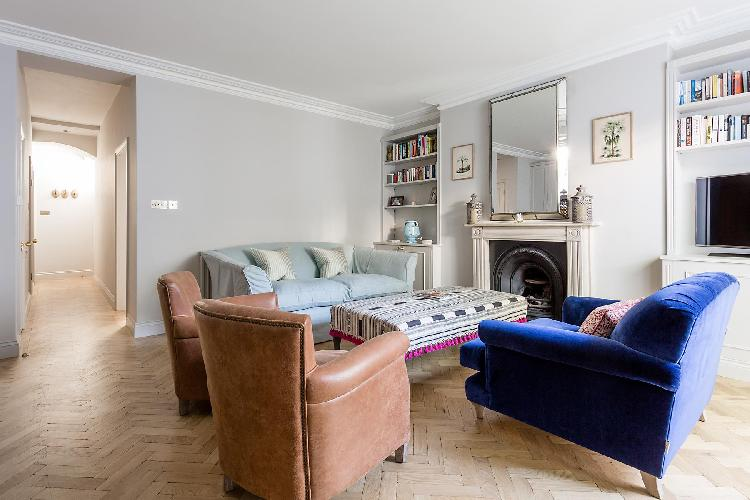 beautiful London Leinster Square III luxury apartment and vacation rental