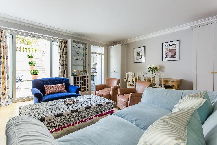 exquisite London Leinster Square III luxury apartment and holiday home
