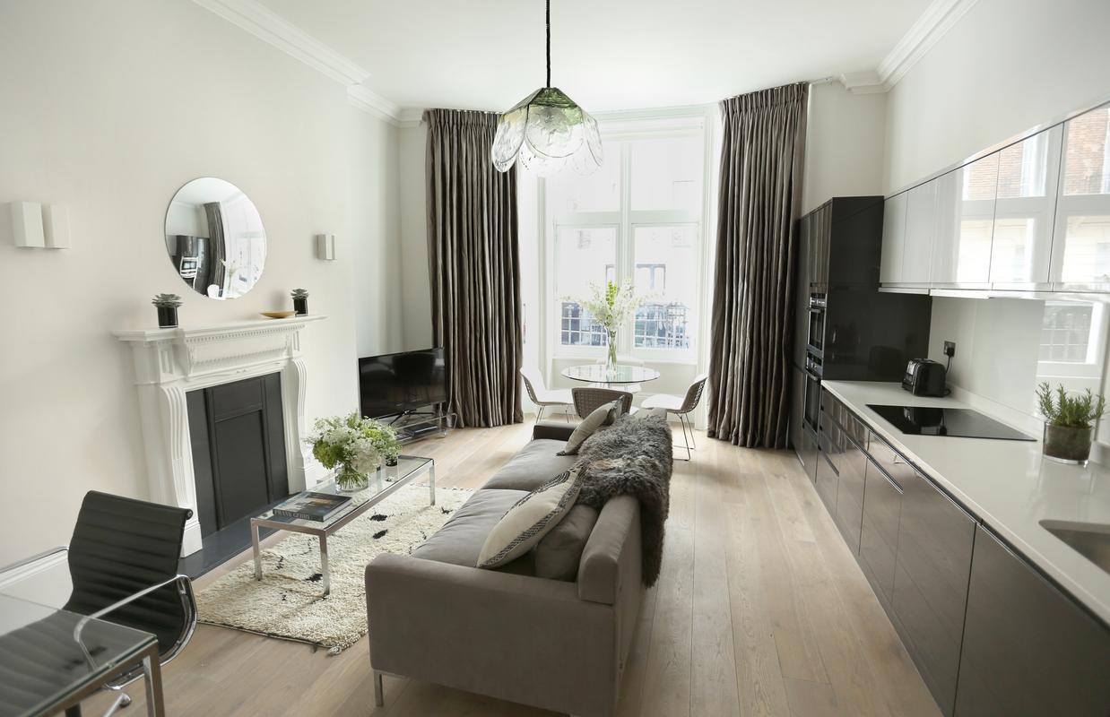 London - Welbeck Street III