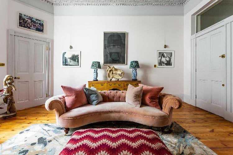 splendid London Mecklenburgh Square II luxury apartment