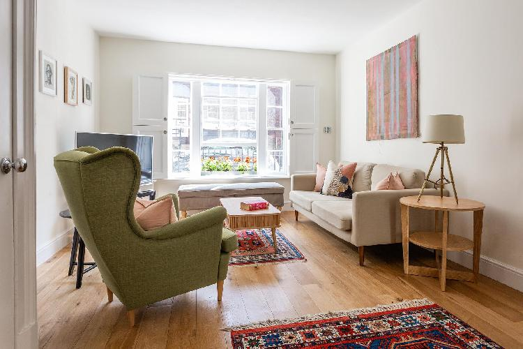 charming London Linhope Street luxury apartment and vacation rental