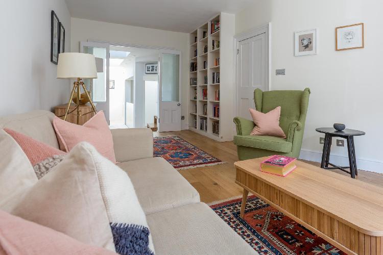 fully furnished London Linhope Street luxury apartment