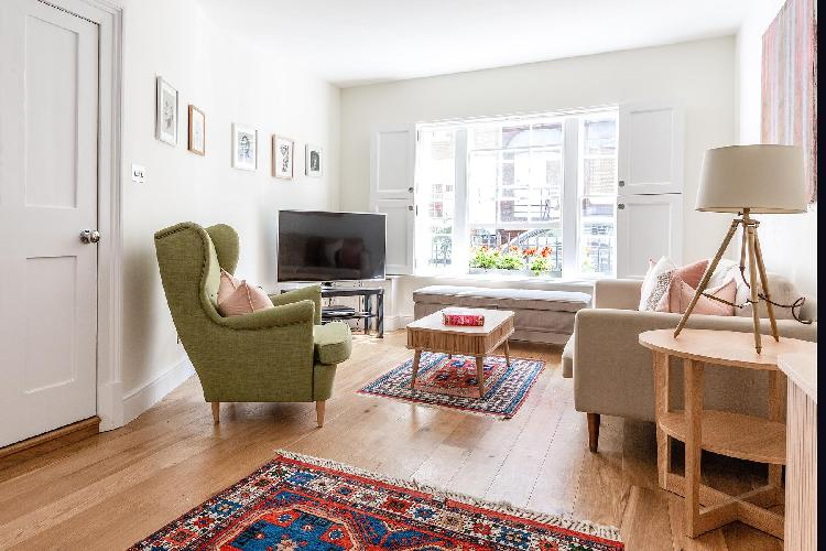 lovely London Linhope Street luxury apartment and holiday home