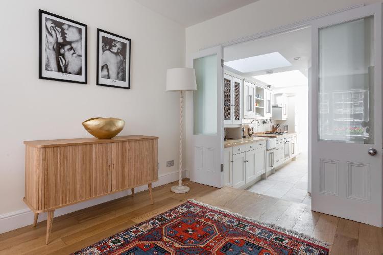 nice London Linhope Street luxury apartment