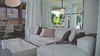 fully furnished Saint Barth Villa Les Jardins de Gustavia luxury holiday home, vacation rental