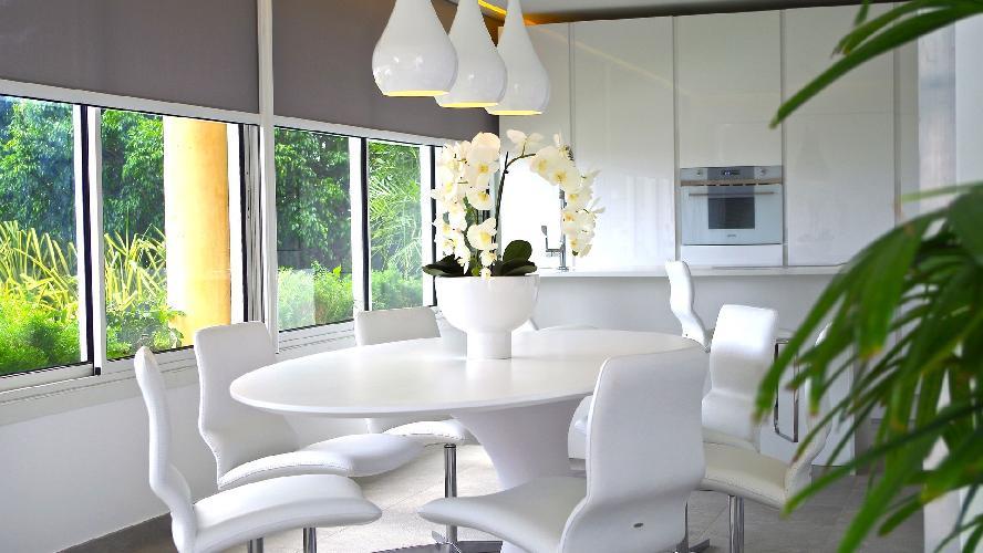 spacious Saint Barth Villa Les Jardins de Gustavia luxury holiday home, vacation rental