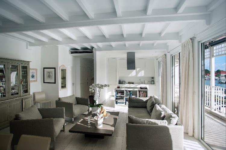 beautiful Saint Barth Villa Suite Harbour luxury holiday home, vacation rental