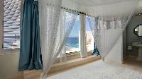 clean bed sheets in Saint Barth Villa Mauresque luxury holiday home, vacation rental