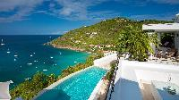 incredible seafront Saint Barth Villa Mauresque luxury holiday home, vacation rental