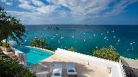 impeccable seafront Saint Barth Villa Mauresque luxury holiday home, vacation rental