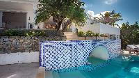 awesome pool of Saint Barth Villa Mauresque luxury holiday home, vacation rental