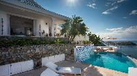 amazing pool of Saint Barth Villa Mauresque luxury holiday home, vacation rental