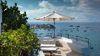 splendid seafront Saint Barth Villa Mauresque luxury holiday home, vacation rental