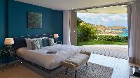 airy and sunny Saint Barth Villa Flamands Bay luxury holiday home, vacation rental