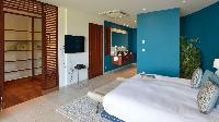 clean bed sheets in Saint Barth Villa Flamands Bay luxury holiday home, vacation rental