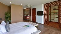 clean bedroom linens in Saint Barth Villa Flamands Bay luxury holiday home, vacation rental