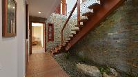 awesome multilevel Saint Barth Villa Flamands Bay luxury holiday home, vacation rental
