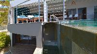 amazing multilevel Saint Barth Villa Flamands Bay luxury holiday home, vacation rental
