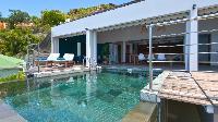 fabulous pool of Saint Barth Villa Flamands Bay luxury holiday home, vacation rental