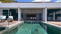 fab pool of Saint Barth Villa Flamands Bay luxury holiday home, vacation rental