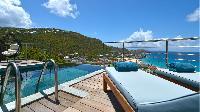 beautiful seaside Saint Barth Villa Flamands Bay luxury holiday home, vacation rental