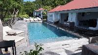 amazing pool of Saint Barth Villa Serenity luxury holiday home, vacation rental