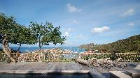 spectacular sea view from Saint Barth Villa Serenity luxury holiday home, vacation rental